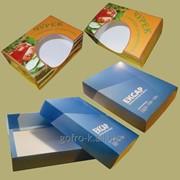 Коробка картонная полноцветная 230*175*78 фото