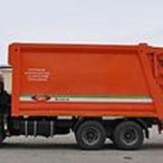 Мусоровоз МК 4546 на КамАЗ 65115 фото