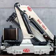 Гидроманипулятор BAZ 120.9 фото