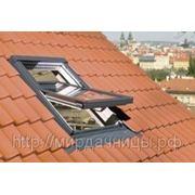Мансардные окна FTP-V U4 Вентклапан V40P Размер (ширина х высота) 114х118 фото