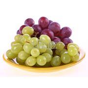 Продукты и напитки. Грибы ягоды и орехи. Виноград. фото