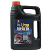 Масло для дизельных двигателей Ursa Super TD фото