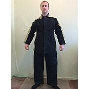Усиленный костюм сварщика со спилком 1,9 фото