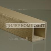 Квадратная труба ТНПК, длина 6000 мм, ширина 60 мм, высота 60 мм, толщина 5 мм, вес 2,009 кг фото