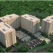 Проекты жилых и общественных зданий фото