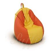 Кресло-груша (orange) фото