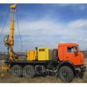 Буровая установка ГБУ-5М, ГБУ-7М фото