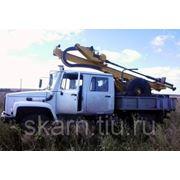УБГМ-1л на ГАЗ-33081 фото