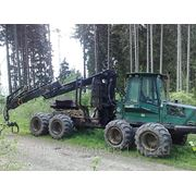 Форвардер Timberjack 1110,1998 г.в. фото