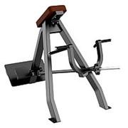 Профессиональный тренажер для зала Т-образная тяга свободный вес DHZ Fitness T1061 фото