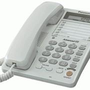 Телефон Panasonic KX-TS2365 RU W фото