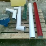 Трубы водосточной системы
