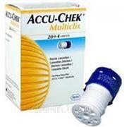 Ланцеты Мультикликс (Accu-Chek Multiclix) №24 фото