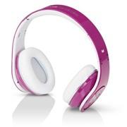 Studio Beats by Dr. Dre наушники полноразмерные проводные, Hi-Fi, оголовье, Бело-Розовый фото