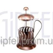 Стеклянный заварочный чайник с поршнем TOULOUSE 0,6L 7026 Gipfel фото