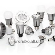Светодиодные светильники, led лампы фото