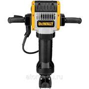 Отбойный молоток D25980 DeWALT (6-гр.28мм,2000Вт,68Дж,870уд/мин,коробка,а/виб система) фото