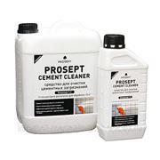 PROSEPT CEMENT CLEANER - смывка для бетона фото