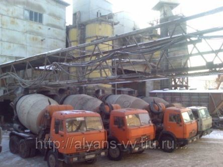 бетон кировский