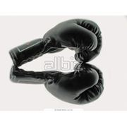 Перчатки боксерские фото