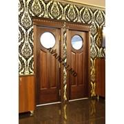 Двери Классические массив, арт. 34 фото