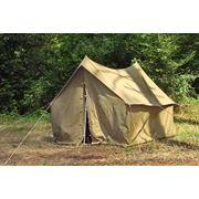 Палатки брезентовые фото