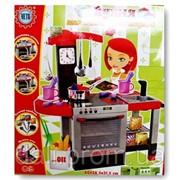 Игровая кухня с духовкой фото