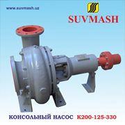 Насосы консольные К200-125-330 (К290/30) без эл/двигателя фото