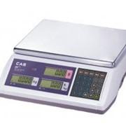 Весы торговые ER-Plus фото