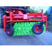 Щетка коммунальная для трактора DONGFENG DF-244 фото