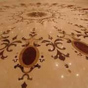 Шлифовка, полировка, кристаллизация мраморных полов. фото