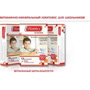 Препарат Vitamixx School фото