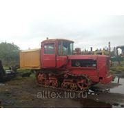 -Продаем бульдозер гусеничный ДТ-75 со сварочным генератором ГД-2х2505У2 фото