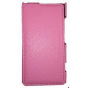 Чехол книжка iHug Citizen Case New для iPhone 5C розовый фото