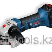 Аккумуляторная угловая шлифмашина GWS 18 V-LI Professional Код: 060193A30A фото