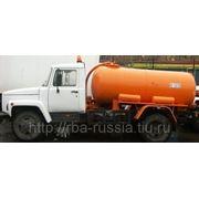 Ассенизатор КО-503В-2 на ГАЗ 3309 фото