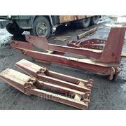 -Продаём рама экскаваторная ЭО-2626 на трактор МТЗ фото
