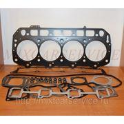 Прокладка головки цилиндров для Экскаватора Hyundai R55W-7 (4TNV94L) фото