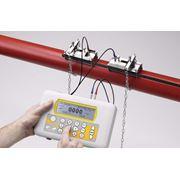 Портативный ультразвуковой расходомер жидкости Portaflow 220 фото