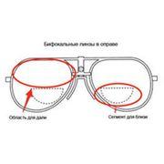 Бифокальные очки фото