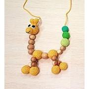 """Слингобусы с игрушкой """"Жирафик"""" фото"""