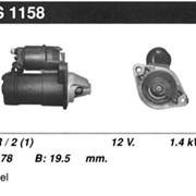 Электростартеры, стартер JS1158 купить в Киеве, Украине, купить стартер экспорт, стартер JS1158 цена фото