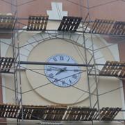 Фасадные часы Ф 043 купить, недорого, Казань фото
