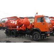 КО-507АМ на КАМАЗ 65115 Илососная фото