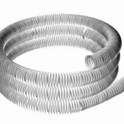 Гибкие металлотканевые шланги ПВХ фото