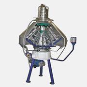 Полуавтомат розлива газированных напитков в ПЭТ и стеклотару с дозатором сиропа XRB-16 фото