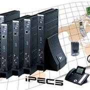 Цифровые автоматические телефонные станции АТС iPECS-LIK фото