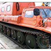 Гусеничный транспортёр ГАЗ-71 фото