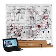 Комплект учебного лабораторного оборудования - Электромонтаж и наладка системы Умный дом ЭМНСУД1-Н-К фото