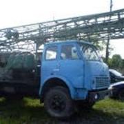 Установка разведочного бурения УРБ-3АМ фото